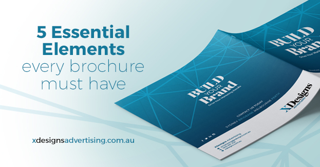 5 essential elements every brochure must have